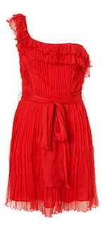 Kate-Moss-Red-Chiffon-Dress