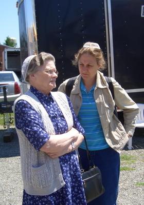 W- Mama and Carlene