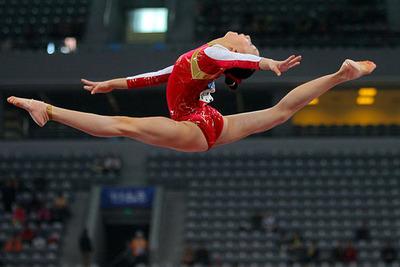 Чемпионат и первенство СФО по спортивной гимнастике пройдет с 22 по 25...